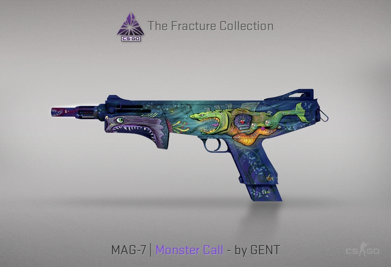 MAG-7 | Фото: blog.counter-strike.net