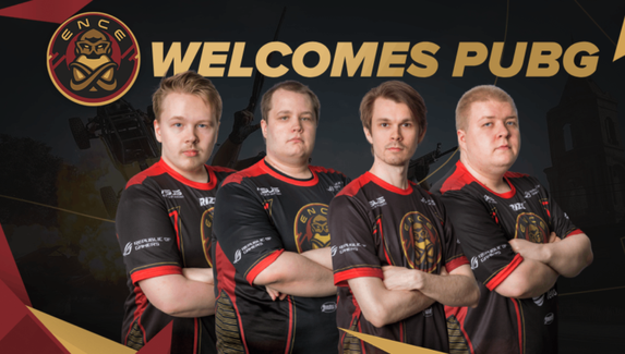 ENCE eSports собрала состав по PUBG