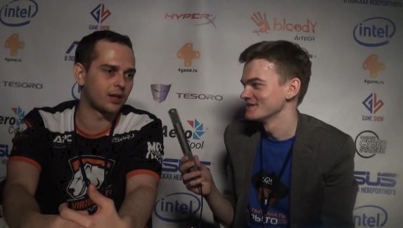DreamHack Moscow 2014: Интервью с Bzz и God
