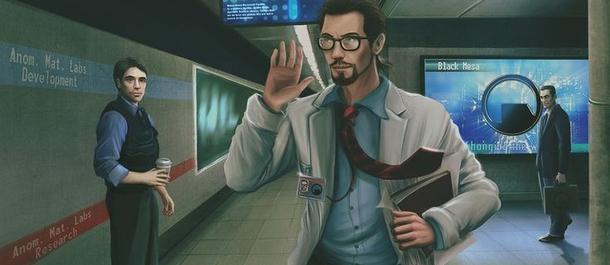 Начнем с простого: когда вышла первая часть Half-Life?