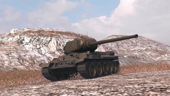 В World of Tanks Blitz появилась чехословацкая бронетехника