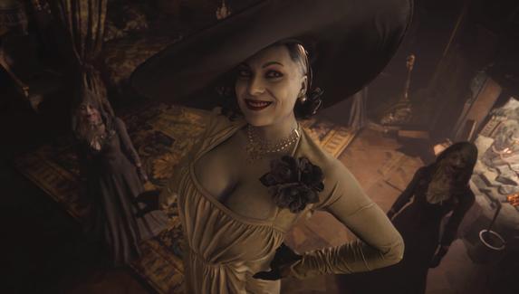 Анонсирована новая эротическая фигурка Леди Димитреску за ₽33тыс. — ее можно полностью раздеть