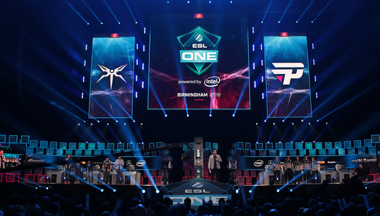 In the moment: ESL One Birmingham — the great UK Major