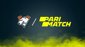 Virtus.pro и Parimatch продолжают сотрудничество