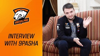 "9pasha:  ""We are ready for this tournament!"""