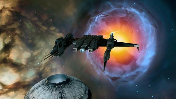 В Eve Online вышло обновление «Ясное видение» — в игре улучшили графику