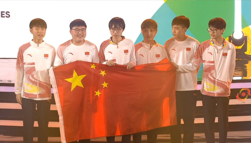 Monstrous Uzi helps China beat South Korea in Asian Games LoL final