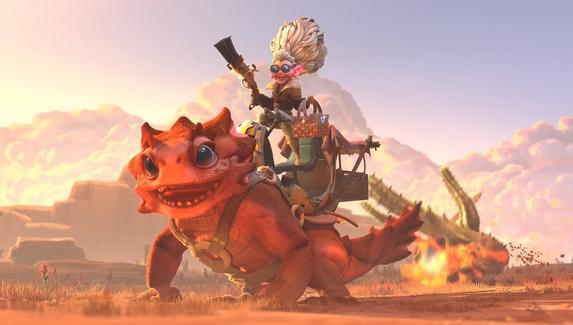 Snapfire стала самым популярным героем Dota 2 — статистика новых персонажей в патче 7.23
