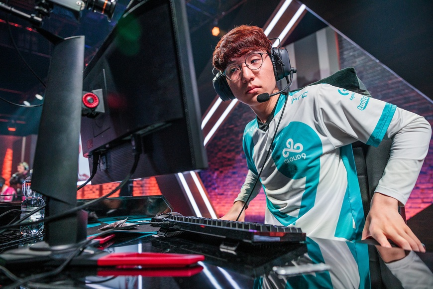 Ray on dealing with depression in the LCS