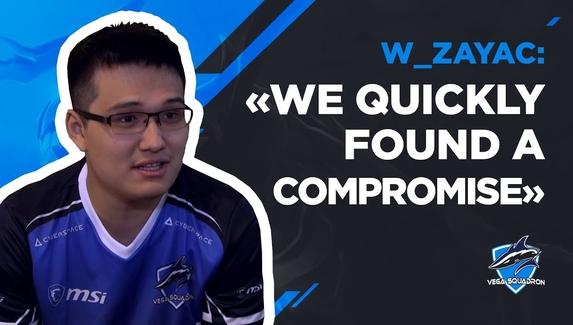 Vega.Zayac: «Это очень круто — приехать на буткемп и сразу начать с победы»