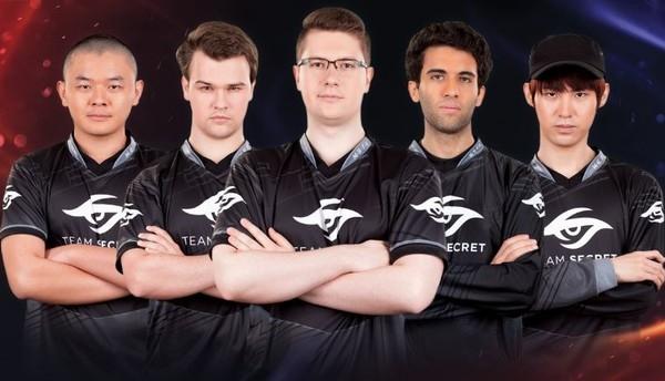 Team Secret 2017