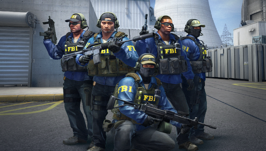 Update: New FBI model, MP5-SD enabled in matchmaking, adjustments to Nuke, Train