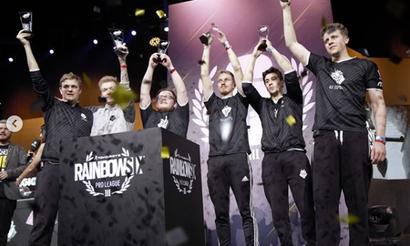 G2 Esports выиграла Pro League Season 8 по Rainbow Six Siege