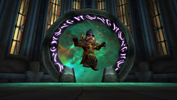 Геймер рассказал, как играть World of Warcraft Classic на смартфоне