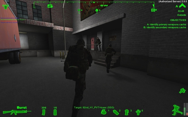 American`s Army 2