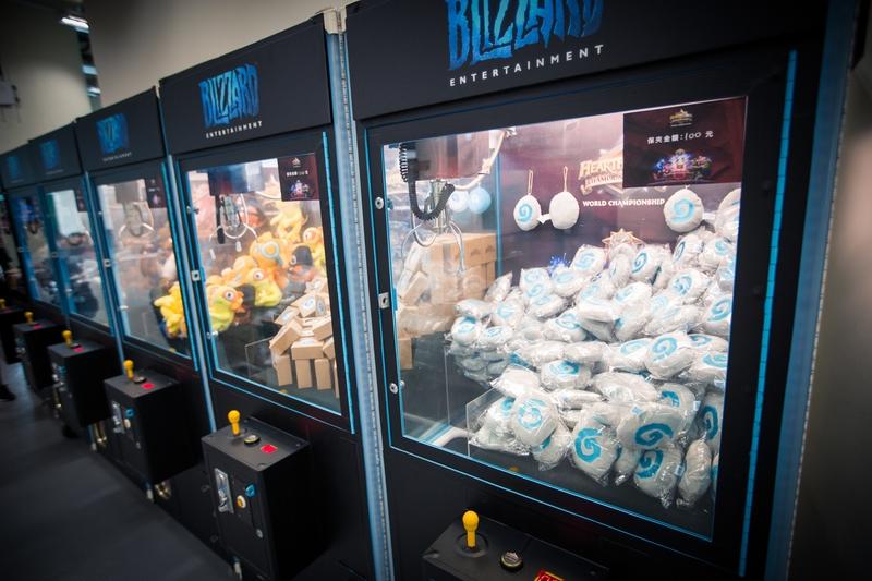 Игровые автоматы. Фото: Blizzard Entertainment