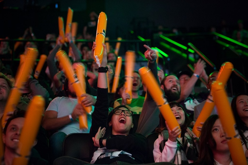 Hundreds are already buying tickets to watch OWL live. Photo by: Blizzard