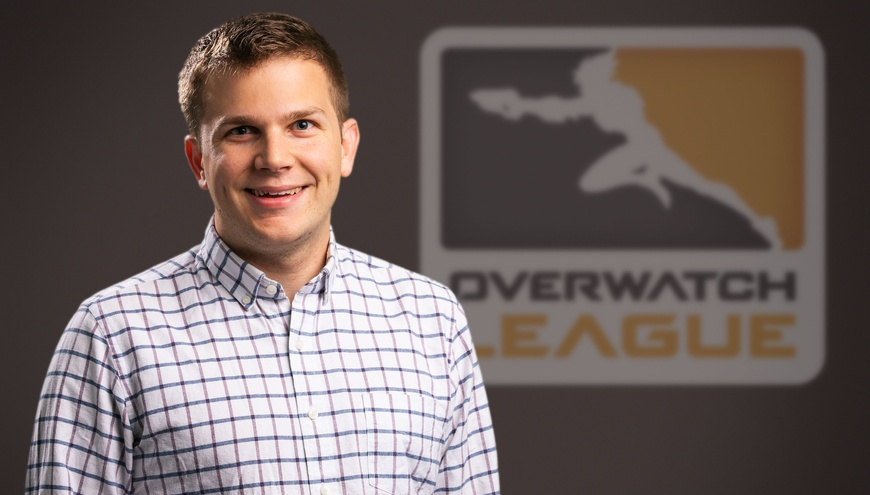 Overwatch League's Jon Spector discusses the future of esports
