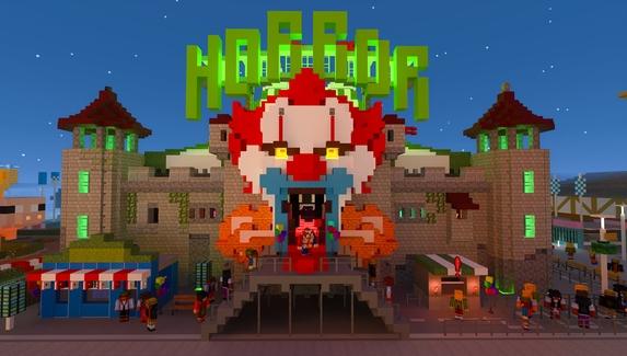 Игрок в Minecraft создал карту в честь отмененного Октоберфеста