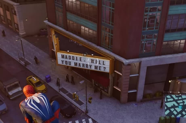 Photos from the game Marvel's Spider-Man
