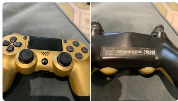 Американский политик обвинил Китай в некачественной продукции — он купил поддельный DualShock 4