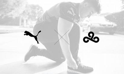 Puma изготовит атрибутику для состава Cloud9 по League of Legends