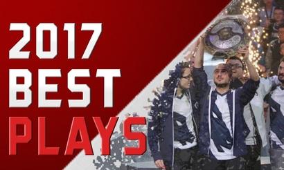 Лучшие моменты соревновательной «Доты» в 2017 году по версии DotA Digest