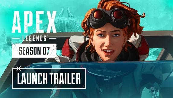 Вышел трейлер седьмого сезона Apex Legends — «Вознесение»
