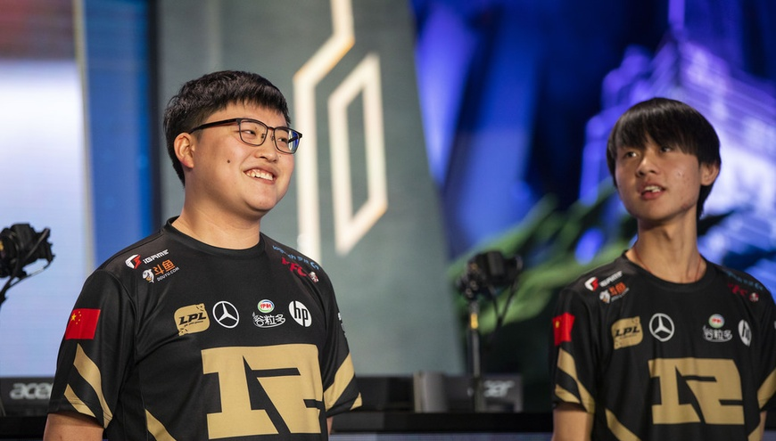 RNG Uzi wishes to win Worlds on LCK home court against Mata