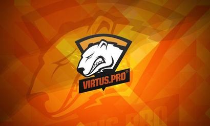 Нам везёт - мы в Virtus.pro!