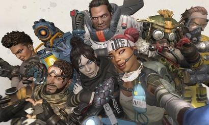 Team Secret откроет состав по Apex Legends