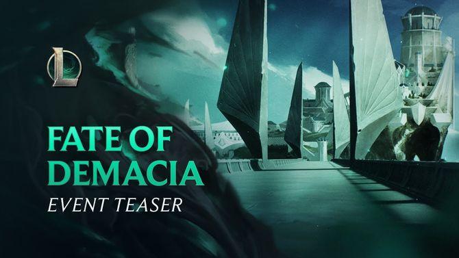 Riot выпустила тизер League of Legends о судьбе Демасии