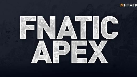 Fnatic начала принимать заявки в состав по Apex Legends