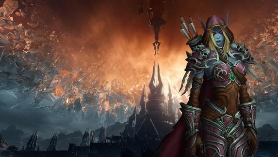Как изменить пол персонажа в World of Warcraft: Shadowlands