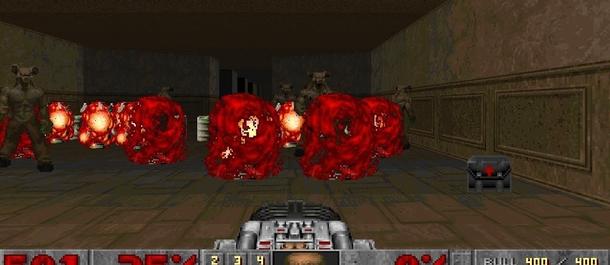 Сколько уровней сложности было в оригинальной Doom?
