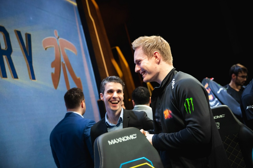 """I felt like a god,"" Fnatic Broxah after outplaying Ning, beats Invictus Gaming"