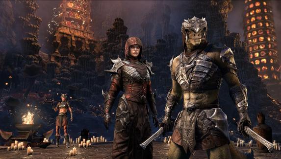 В The Elder Scrolls Online появятся романы с компаньонами