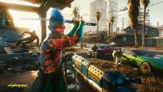 Разработчик Cyberpunk 2077 прошел игру на 100% и выбил платину