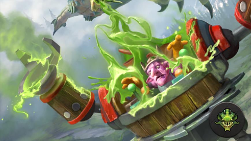 New green Artifact hero revealed: Viper