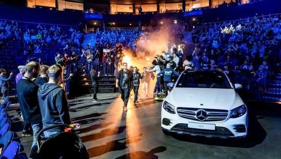 Mercedes станет спонсором ESL India Premiership 2019 в трех дисциплинах