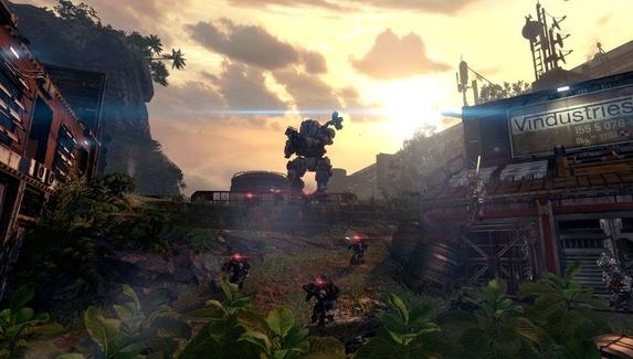 Разработчики Titanfall исправили проблемы со звуком в версии игры для Steam