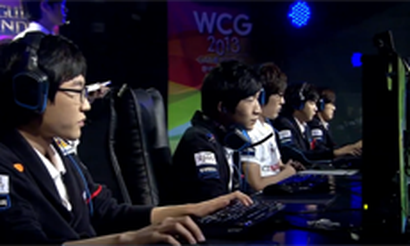 WCG 2013: CJ Blaze без проблем завоёвывают первое место