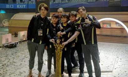 Малайзийская газета поздравила Mineski c победой на Dota 2 Asia Championships 2018