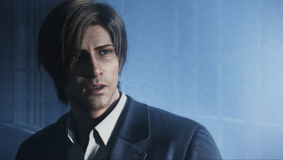 Netflix показал эпизод с Леоном из Resident Evil: Infinite Darkness
