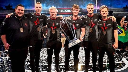 Когда до FACEIT Major 2018 осталось два дня