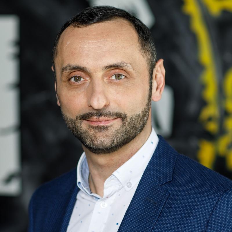 Николай Петросян, директор медианаправления ESforce Holding и член жюри MarSpo