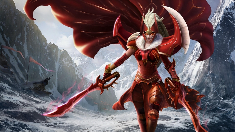 Legion Commander от Sprez