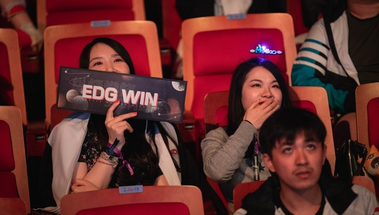EDward Gaming qualify for 2018 World Championship quarterfinals, Team Liquid eliminated
