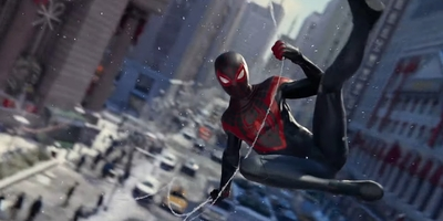 Marvel's Spider-Man: Miles Morales / Человек-паук: Майлз Моралес