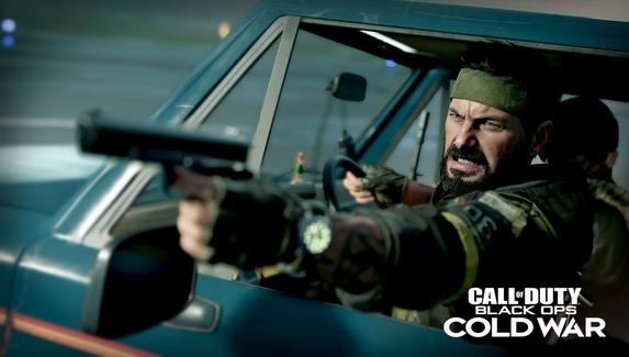 На презентации PS5 показали геймплей Call of Duty: Black Ops Cold War